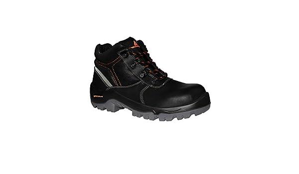 Delta Plus - Botas de Trabajo Resistente de Piel compuesta Modelo Phoenix para Hombre: Amazon.es: Zapatos y complementos