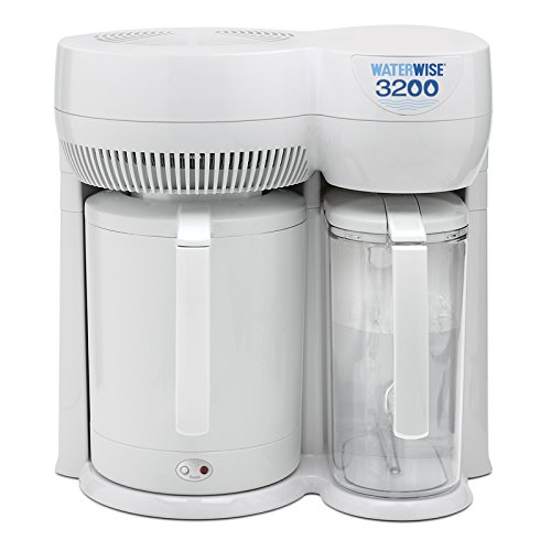 (Waterwise 3200 water distiller)