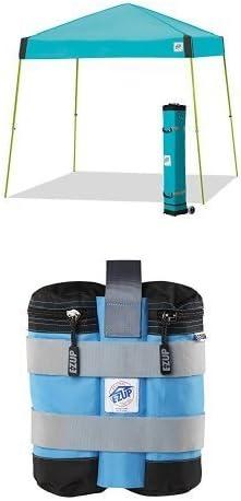 E-Z UP Vista Instant Shelter Canopy, 12 by 12 , Splash