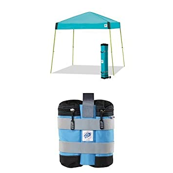 E-Z UP Vista Instant Shelter Canopy, 12 by 12 , Splash