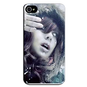 New Style Design For Iphone 4s Case Cover Silver AZhXSjyUp6w2y