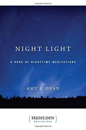 Night Light: A Book of Nighttime Meditations (Hazelden Meditations)
