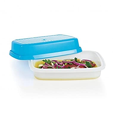 Tupperware Large Season Serve Blue