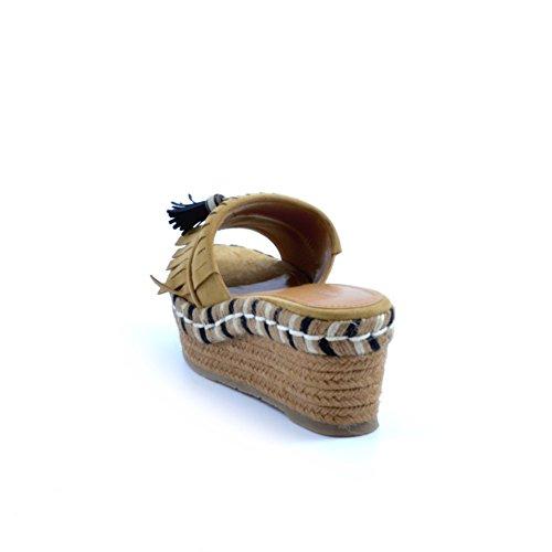 Apepazza LOL03 Sandals Women Brown Usn0DF8Jal