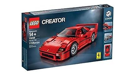 Amazon Com Lego Creator Ferrari F40 10248 Parallel Import Goods