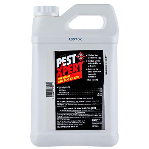 PestXpert Premium Bed Bug Killer - 1/2 Gallon