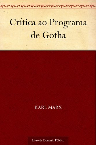 Crítica ao Programa de Gotha