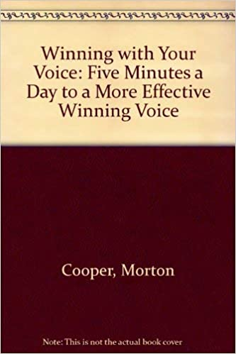 Amazon in: Buy Winning with Your Voice: Five Minutes a Day