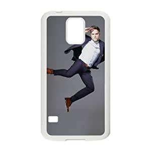 SamSung Galaxy S5 phone cases White Olly Murs cell phone cases Beautiful gifts JUW80997525