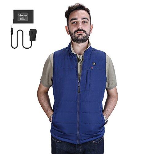 Insulated Winter Vest - 6