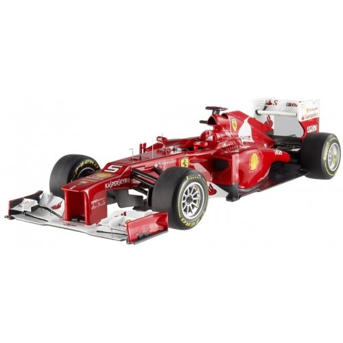 Hot Wheels X5484 Ferrari F2012 Fernando Alonso - Ferrari F1 Models