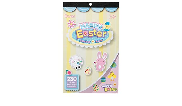 Stickers Roll 3 Pieces 3rls Easter Stickers for Easter Stationery Fun Express Easter Roll Sticker Assortment