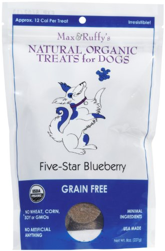 Max and Ruffy's Five Star – Blueberry, My Pet Supplies