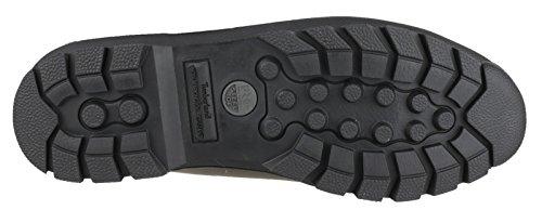 Timberland Pro Splitrock, Botas de seguridad con puntera de acero, cuero completo S3, Marrón (Gaucho), 47 EU Brown