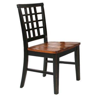 Arlington Lattice Back Side Chair [Set of 2]