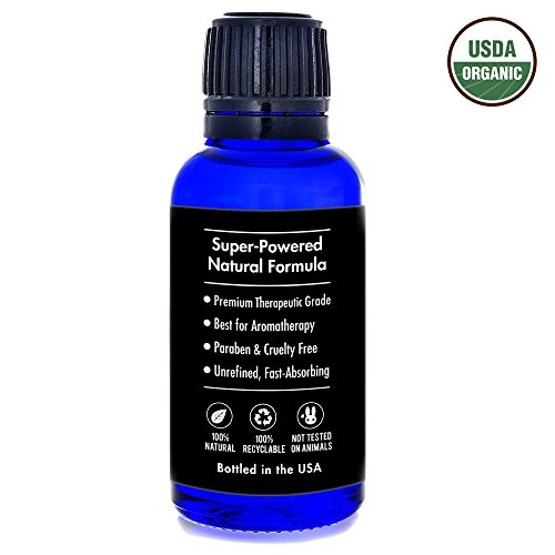 Aweganics Pure Eucalyptus Oil USDA Organic Essential Oils, 100% Pure Natural Premium Therapeutic Grade, Best Aromatherapy Scented-Oils for Diffuser, Home, Office, Personal Use - 1 OZ - MSRP $19.99 by AWEGANICS (Image #6)