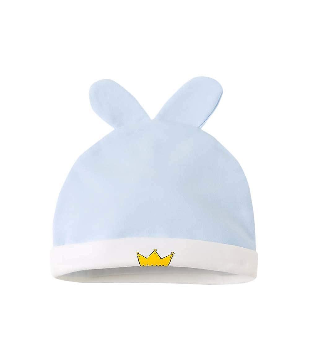 Lovinda Sombrero de Invierno Moda Bebé Niña Niño Recién Nacido Lindo Corona Sombrero Mantener Caliente x 1 Pieza