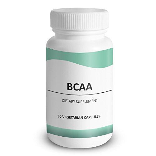 BCAA, 100 % Pure, le Dietary