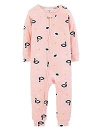 Carter's Baby Girls' 1-Piece Pajamas