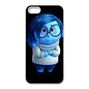 Inside Out iPhone 5 5s Cell Phone Case White Fuhqm