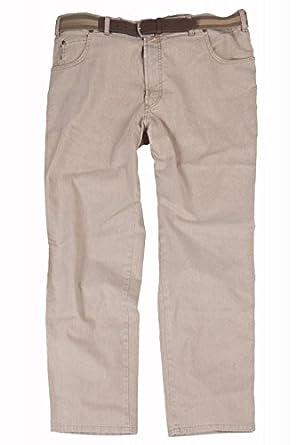 Jeans Jeans Herren Bauchgrößen natur Pionier: