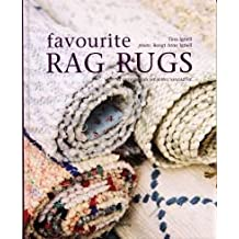 Favourite Rag Rugs - Hardback Scandinavian Weaving Magazine (English Edition)