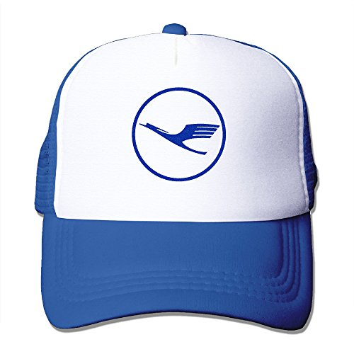 adult-german-lufthansa-airline-bright-logo-adjustable-mesh-trucker-hat-5-colors