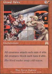 Magic: the Gathering - Grand Melee - Onslaught