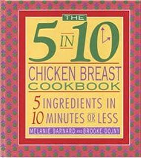 five ingredients ten minutes