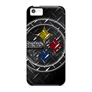 New Shockproof Protection Case Cover For Iphone 5c/ Pittsburgh Steelers Case Cover