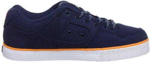... DC Shoes PURE SLIM TX D0320309 Herren Sneaker Blau (DK BLUE)