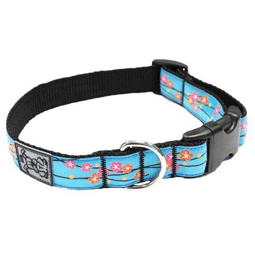 RC Pet Products 1-Inch Adjustable Dog Clip Collar, 15-25-Inch, Large, Origami, My Pet Supplies