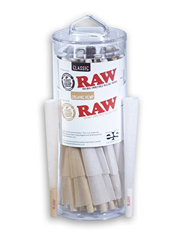 RAW-King-Size-Organic-and-Classic-Pre-Rolled-Cones