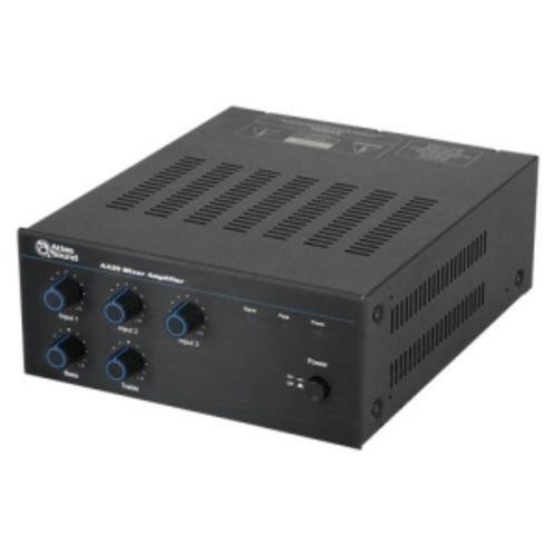 Atlas Sound AA35 35W Mixer-Amplifier by Atlas Sound