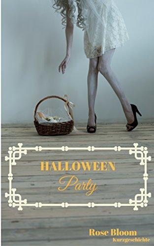 Halloween Party: Kurzgeschichte (German Edition)