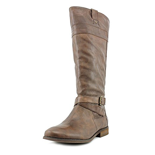 Marc Fisher Arty, Fashion Stiefel Frauen, Pumps rund, Leder Brown