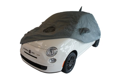 Genuine Fiat Accessories 82212442 Full Vehicle Cover for Fiat 500/500C (Best Fiat 500 Accessories)
