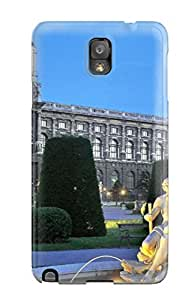 lintao diy Excellent Design Christmas Of Austria Case Cover For Galaxy Note 3
