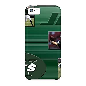 Perfect Fit NOE13837WMAA New York Jets Cases For Iphone - 5c