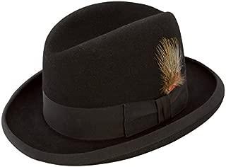 product image for Stetson Wool Felt Homburg Hat