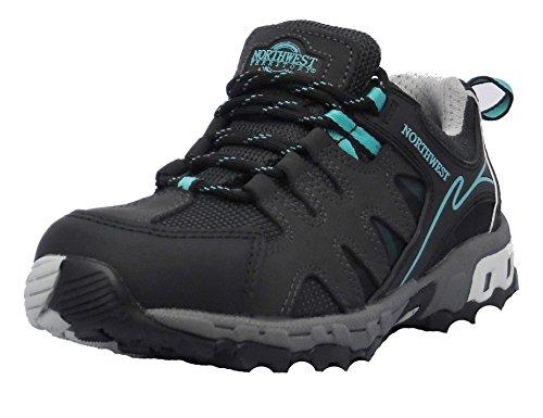 Basses bleu Territory Pour Homme Noir Chaussures Northwest aqEgg