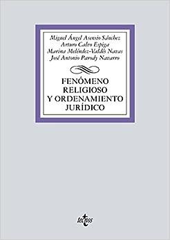 Book Fen�meno religioso y ordenamiento jur�dico