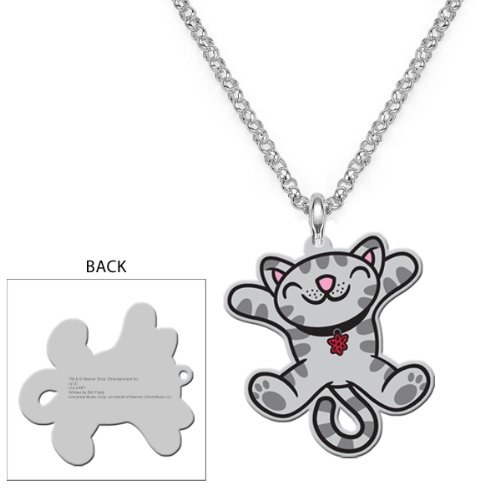 Love Sheldon Cooper Tv - The Big Bang Theory Soft Kitty Jumping Necklace