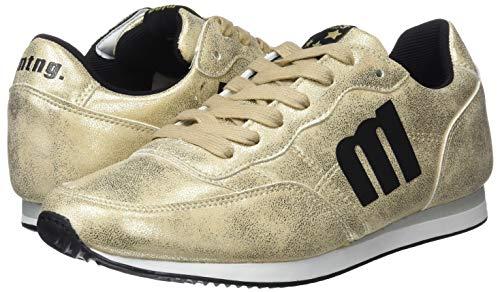 69169 Sneakers MTNG Oro Metallic C42757 Gold Damen 5n1S8q8Awp