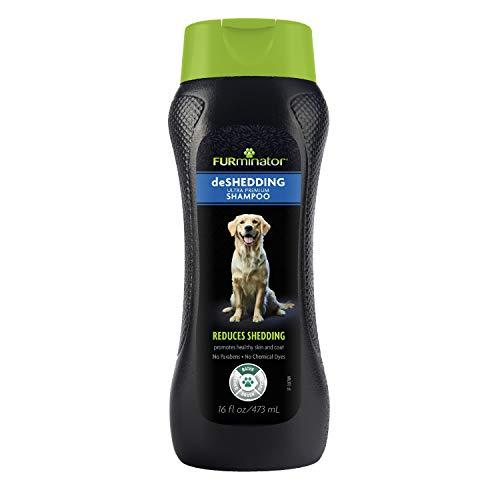 Furminator deShedding Ultra Premium Dog Shampoo, 16-Ounce