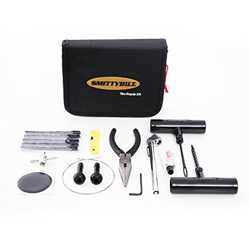 Repair Plug Tire (Smittybilt 2733 Tire Repair Kit)
