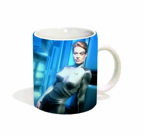 Star Trek Voyager Seven of Nine Mug