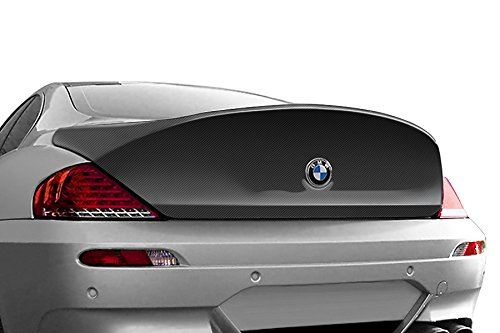 Aero Function Replacement for 2004-2010 BMW 6 Series E63 2DR Carbon AF-2 Trunk Lid (CFP) - 1 Piece