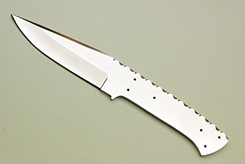 Custom Handmade 440C Stainless Steel Blank Blade for Knife Making