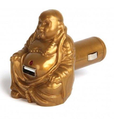 Gamago Buddha USB Car Charger Animewild